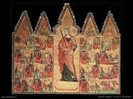maestri sconosciuti spagnoli Vita di santa Eulalia
