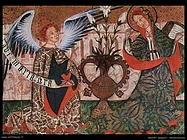 maestri sconosciuti spagnoli Annunciazione