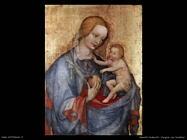 maestri sconosciuti tedeschi_Vergine e bambino