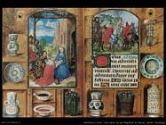 miniature fiamminghe Libro delle orazioni di Forngelbert di Nassau