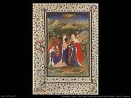 miniature francesi  Libro di orazioni del maresciallo de Boucic