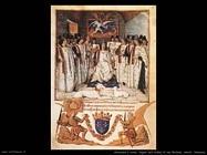 miniature francesi Regole dell'ordine di san Michele