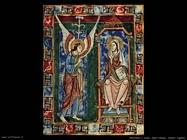 miniature inglesi  Salterio di sant'Albano