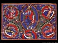 miniature inglesi  Bibbia di Bury
