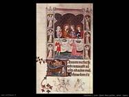 miniature inglesi Salterio della regina Mary