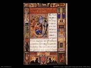 Pagina dalla colonna missale, Giulio Clovio