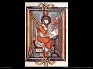 miniature olandesi  Evangeliarum