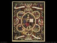 miniature tedesche Gospels di Enrico il leone