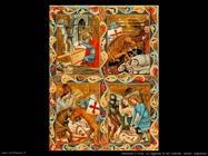 miniature ungheresi Leggenda di san Ladislas