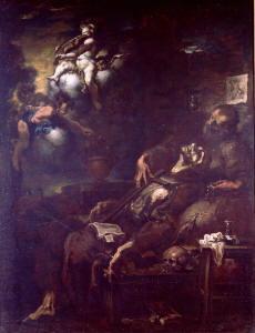 Quadro di Magnasco Alessandro