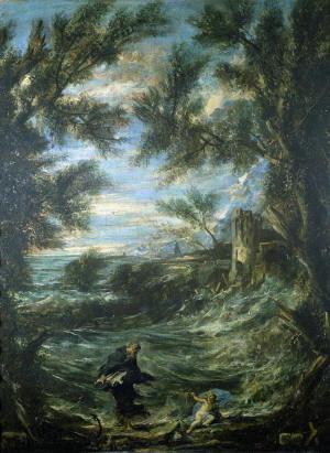 Dipinto di Magnasco Alessandro