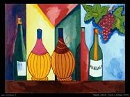 Fiaschi e bottiglie (1914)