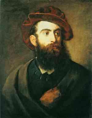 Ritratto di Makart Hans