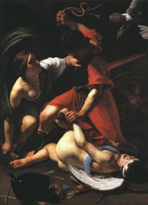 Dipinto di Bartolomeo Manfredi