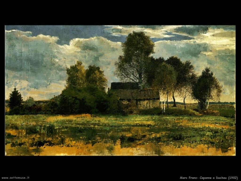 mark franz   capanne_a_dachau_1902