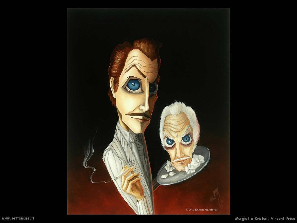Margiotta Kristen Vincent Price