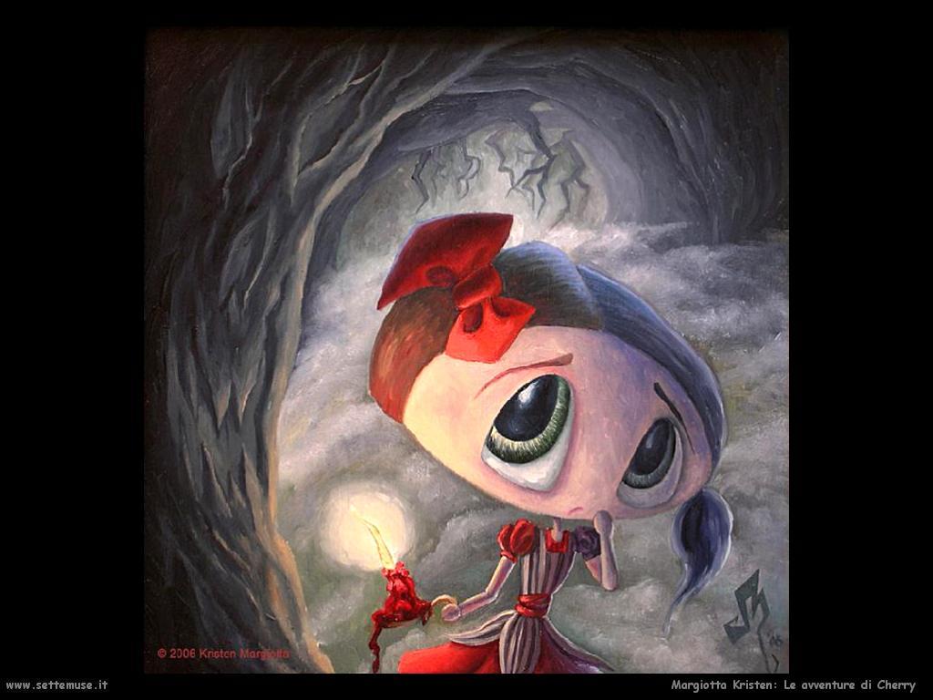 Margiotta Kristen Le avventure di Cherry