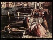 marieschi michele Canal Grande a san Geremia