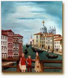 Pittura di Leon Markarian