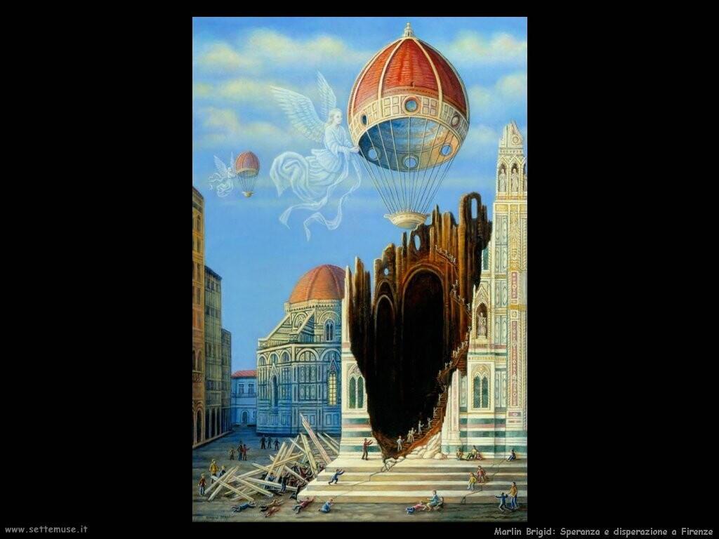brigid marlin  Speranza e disperazione a Firenze