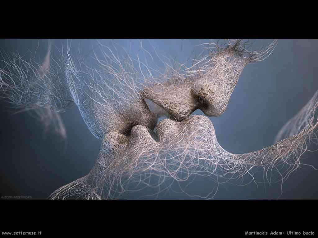 Martinakis Adam The last kiss