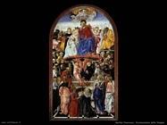 martini francesco di giorgio Incoronazione della Vergine