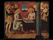 martini francesco di giorgio I giocatori di scacchi (1500)