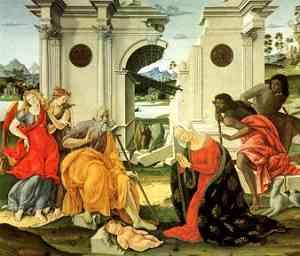 Dipinto di Martini Francesco Di Giorgio