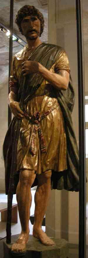 Statua di Martini Francesco Di Giorgio