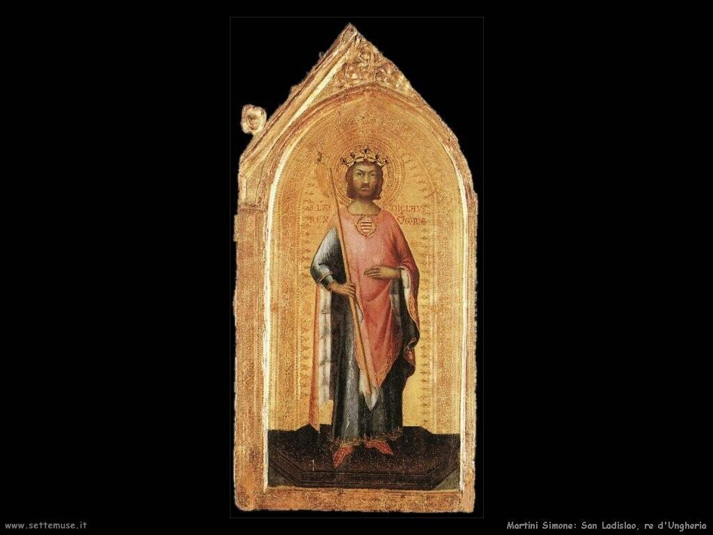 martini simone San Ladislao re d'Ungheria