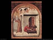 martini simone  Altare di san Louis di Toulouse