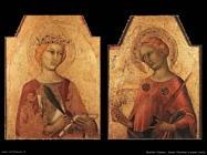 martini simone Santa Caterina e santa Lucia