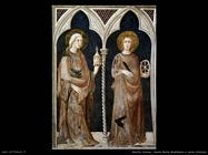 martini simone Santa Maria Maddalena e santa Caterina