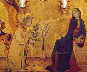 Pittura di Simone Martini