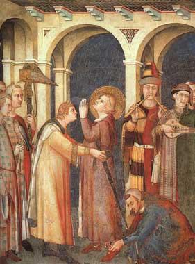 Dipinto di Simone Martini