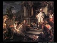 maulbertsch franz anton  Giuseppe e i suoi fratelli
