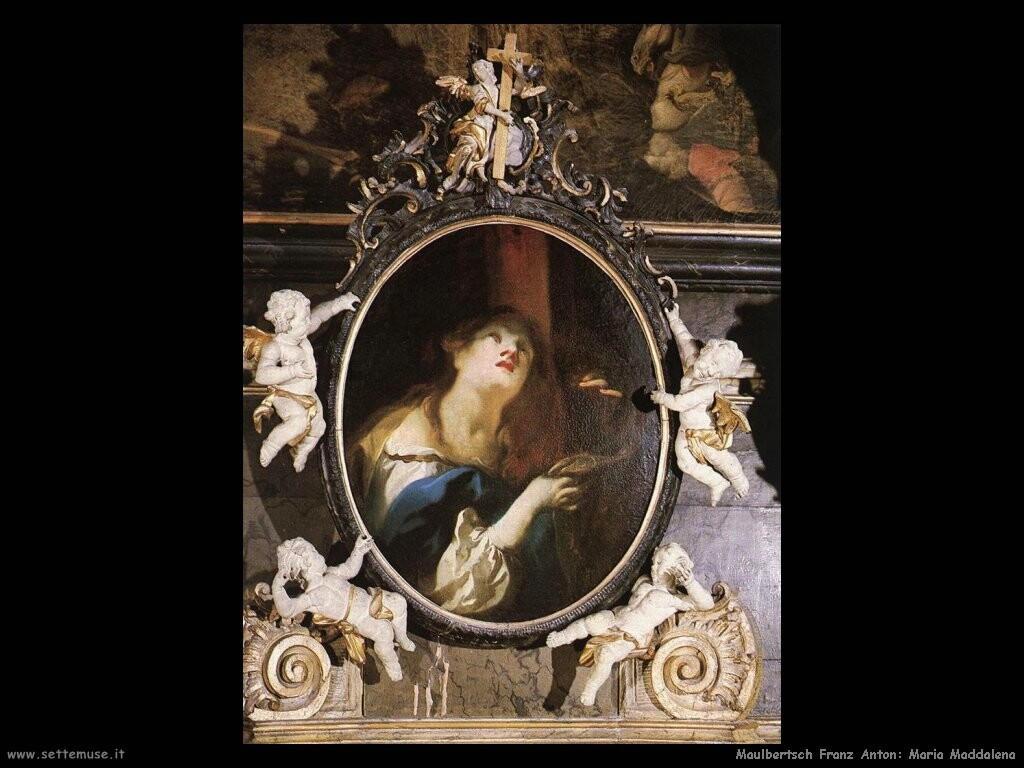 maulbertsch franz anton Maria Maddalena