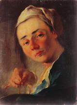 Ritratto di Maulbertsch Franz Anton