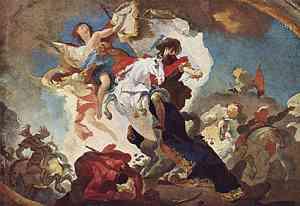 Affresco di Maulbertsch Franz Anton