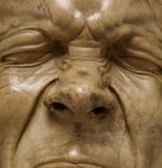 Busto di Messerschmidt Franz Xaver