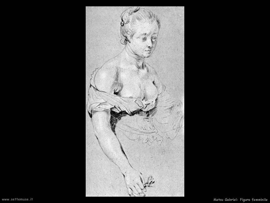 metsu gabriel Figura femminile