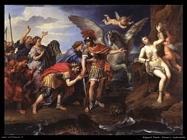 mignard pierre  Perseo e Andromeda