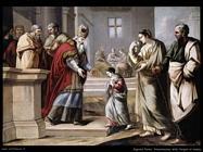 mignard pierre Presentazione della Vergine al tempio