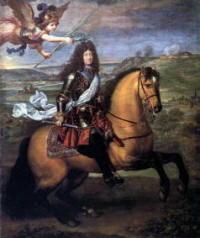 Pittura di Mignard Pierre