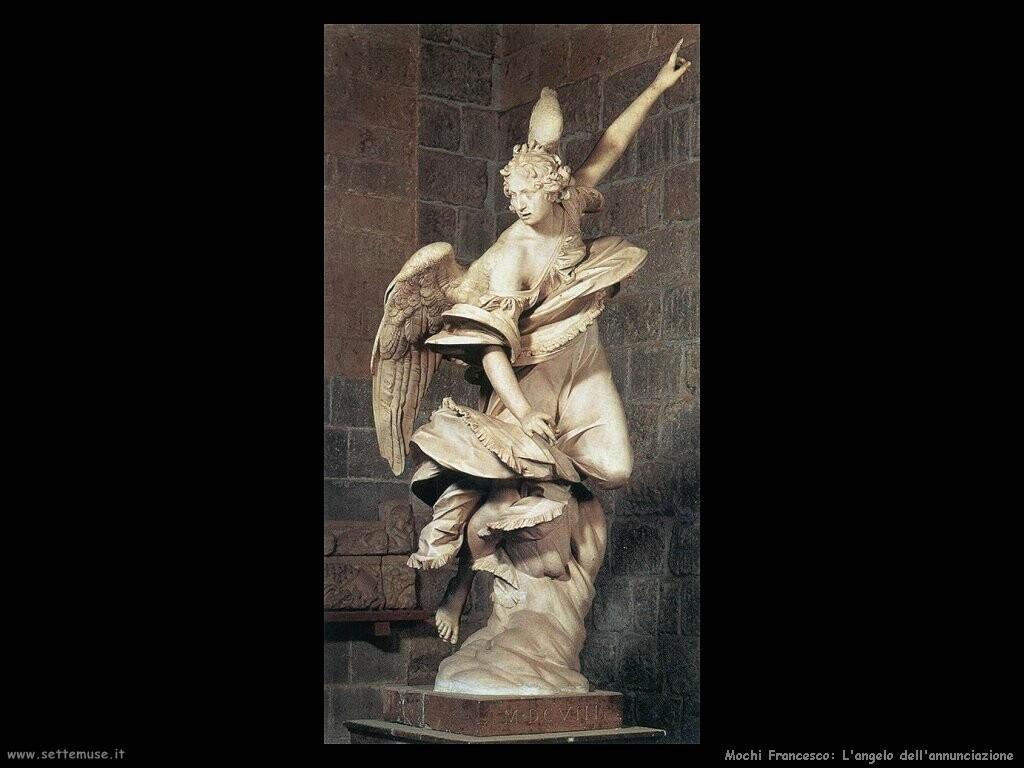 mochi francesco Angelo dell'Annunciazione