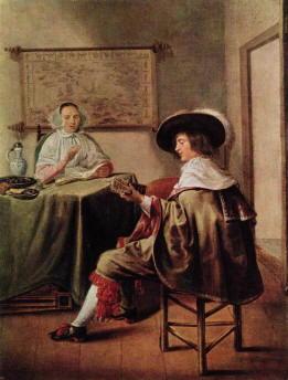 Dipinto di Molenaer Jan Miense
