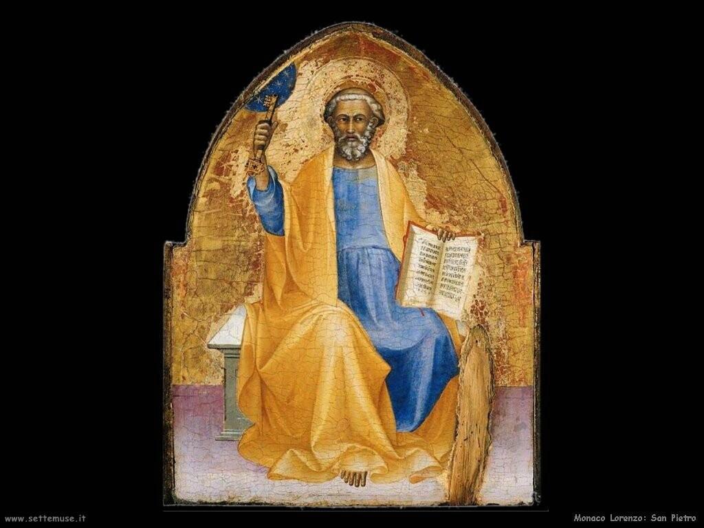monaco lorenzo San Pietro