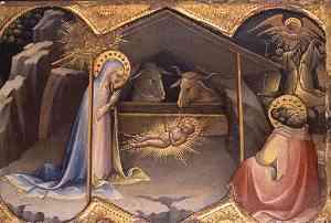 Pittura di Lorenzo Monaco