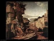 montagna bartolomeo San Girolamo