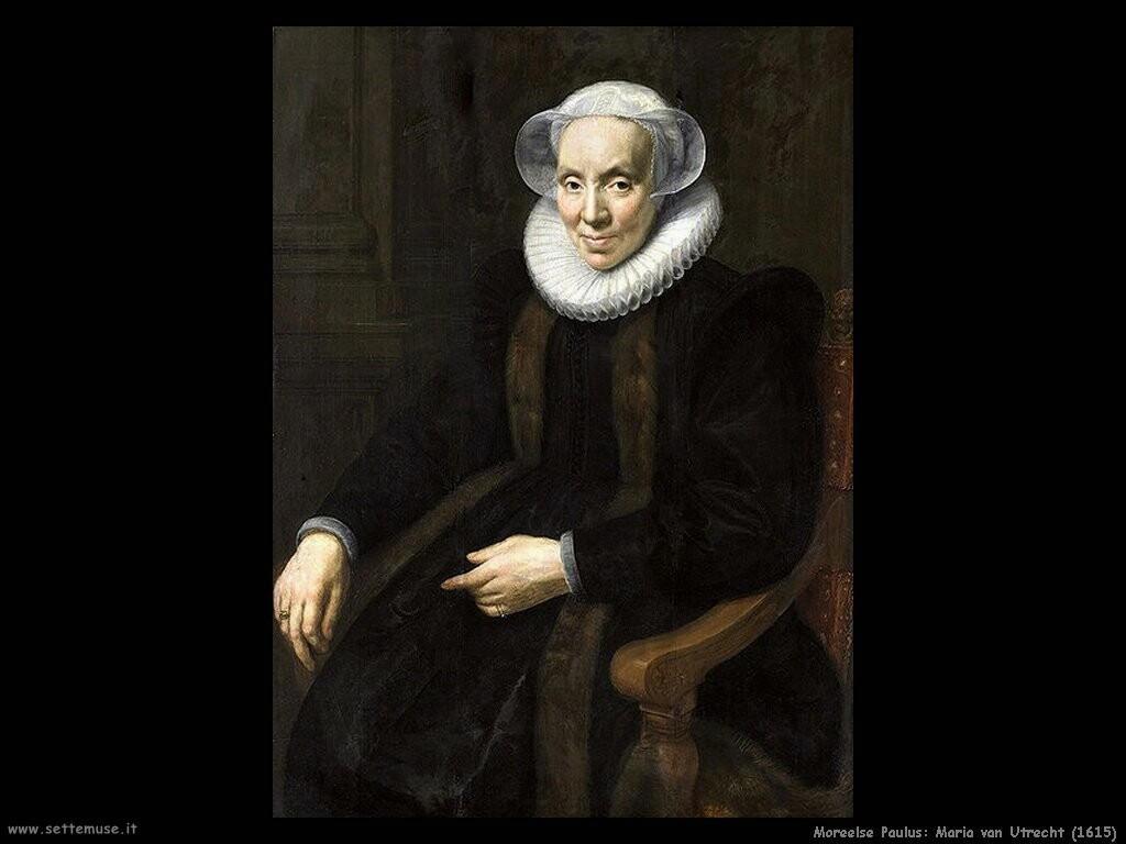 moreelse paulus Maria van Utrecht (1615)